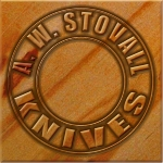 A.W. Stovall Knives